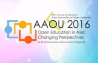 30th Annual Conference of the Asian Association of Open Universities