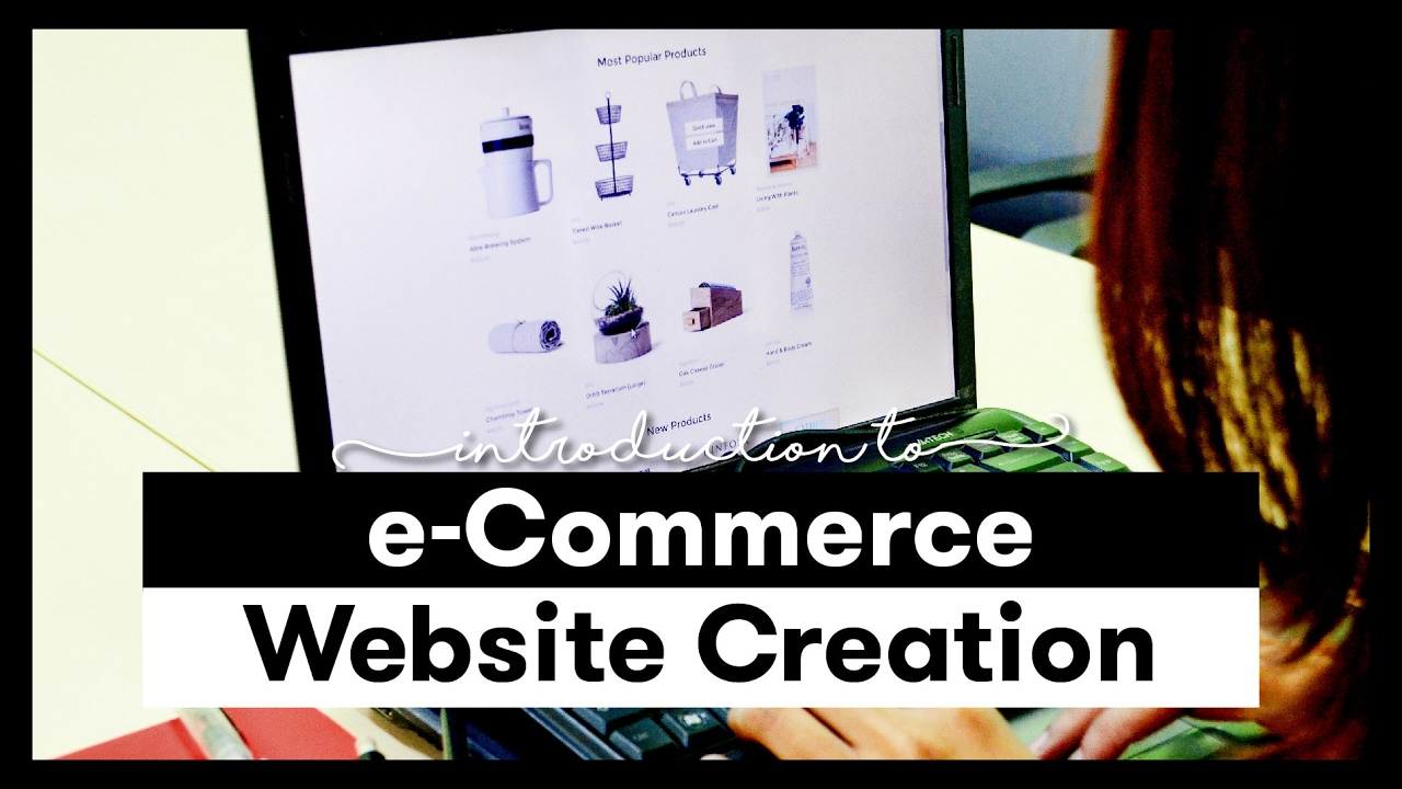 eCOM Website Creation