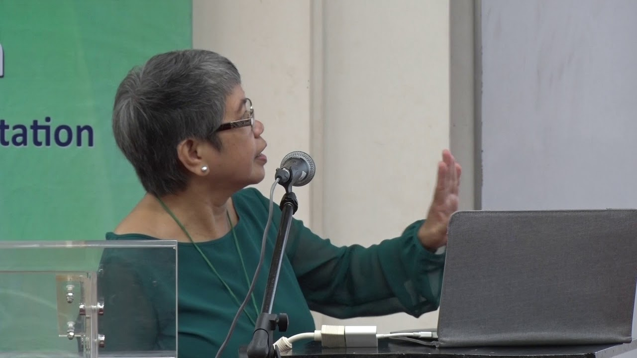 Reproductive and Sexual Health for Juana and Juan | Dr. Maria Rowena Del Rosario-Raymundo