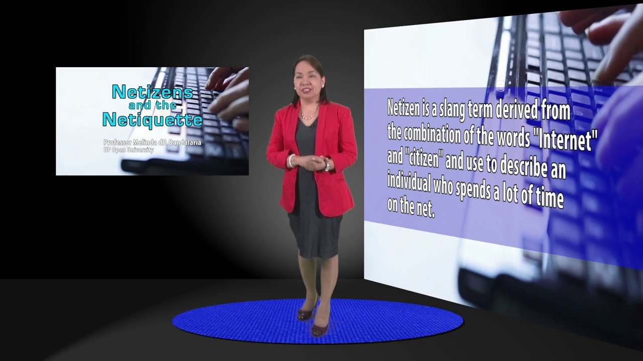Netizens and the Netiquette