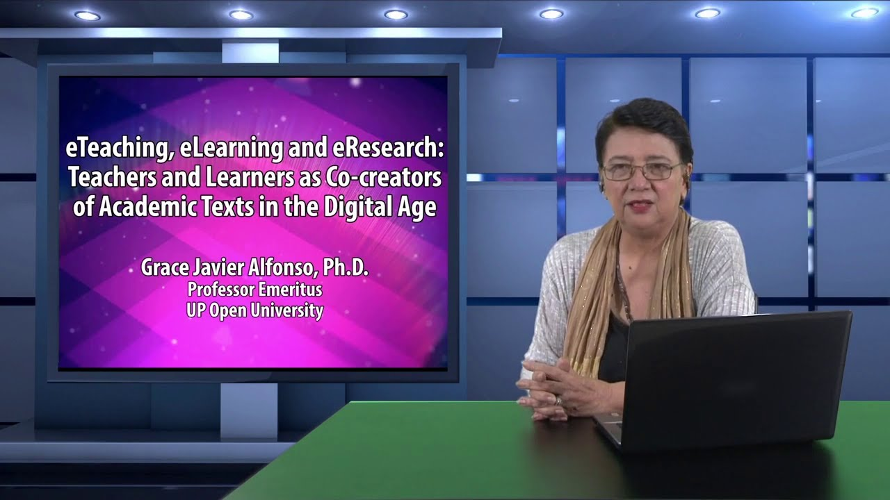 Teaching, Learning, Research and Extension Through ICT in the Digital Era | Dr. Grace Javier Alfonso
