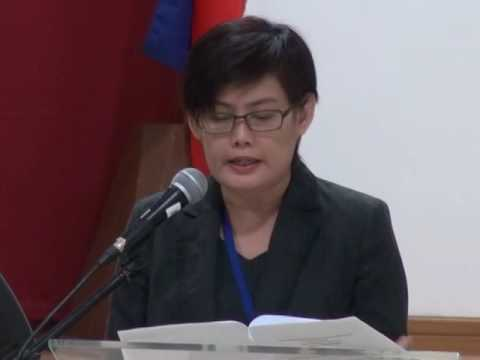 Enhancing and Challenging the Philippine Education Environment | Dr. Grace Alfonso