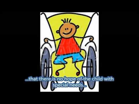 Caring for the child with special needs Orientation