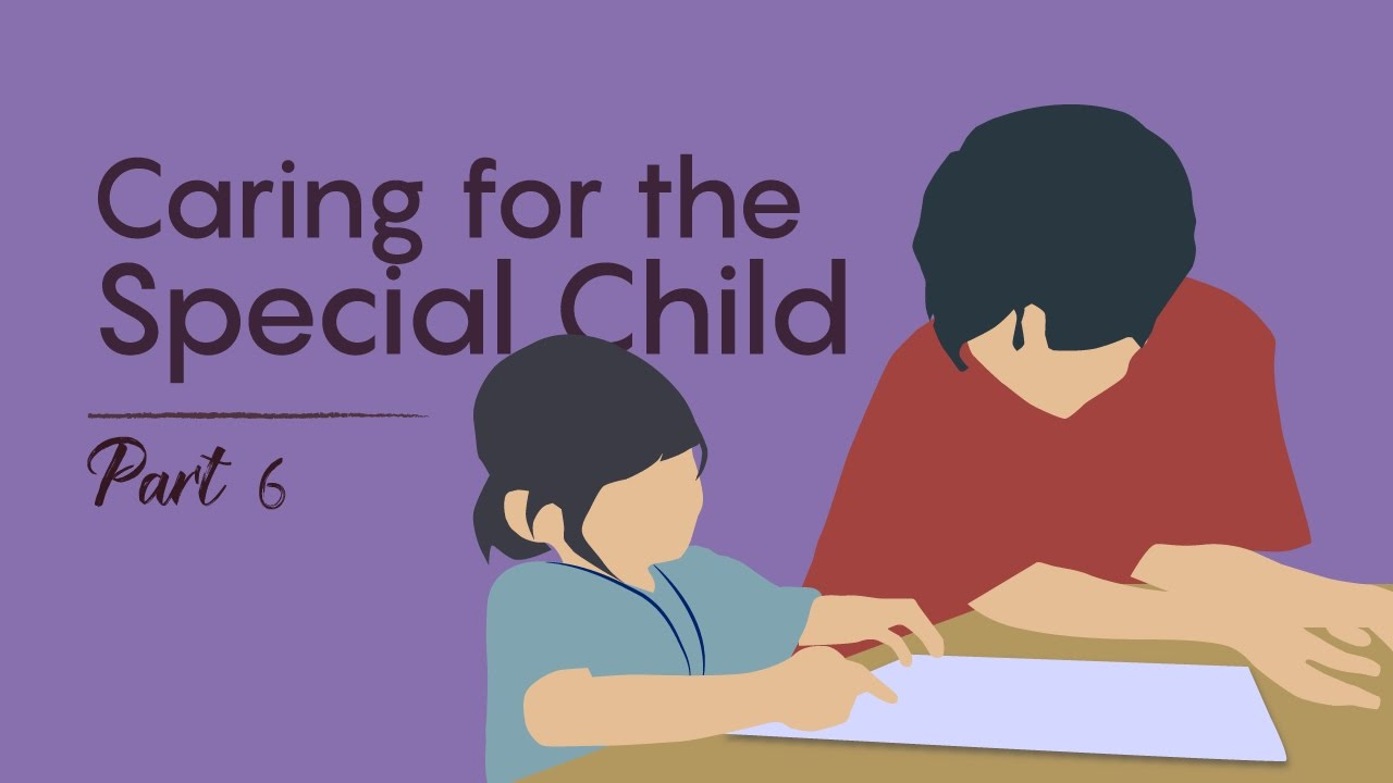 Caring for the Special Child cd6 part1 SD