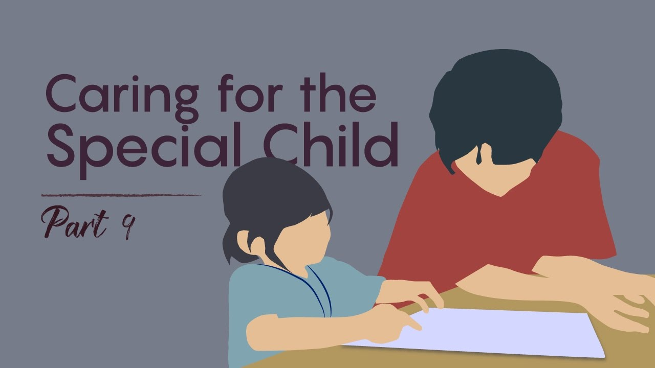 Caring for the Special Child cd9 part2 SD