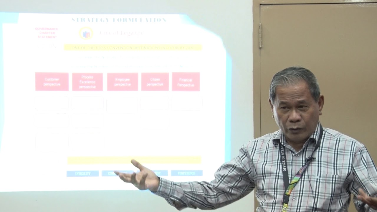 Road Map 2020: Legazpi City, Albay | Mr. Carlos Ante