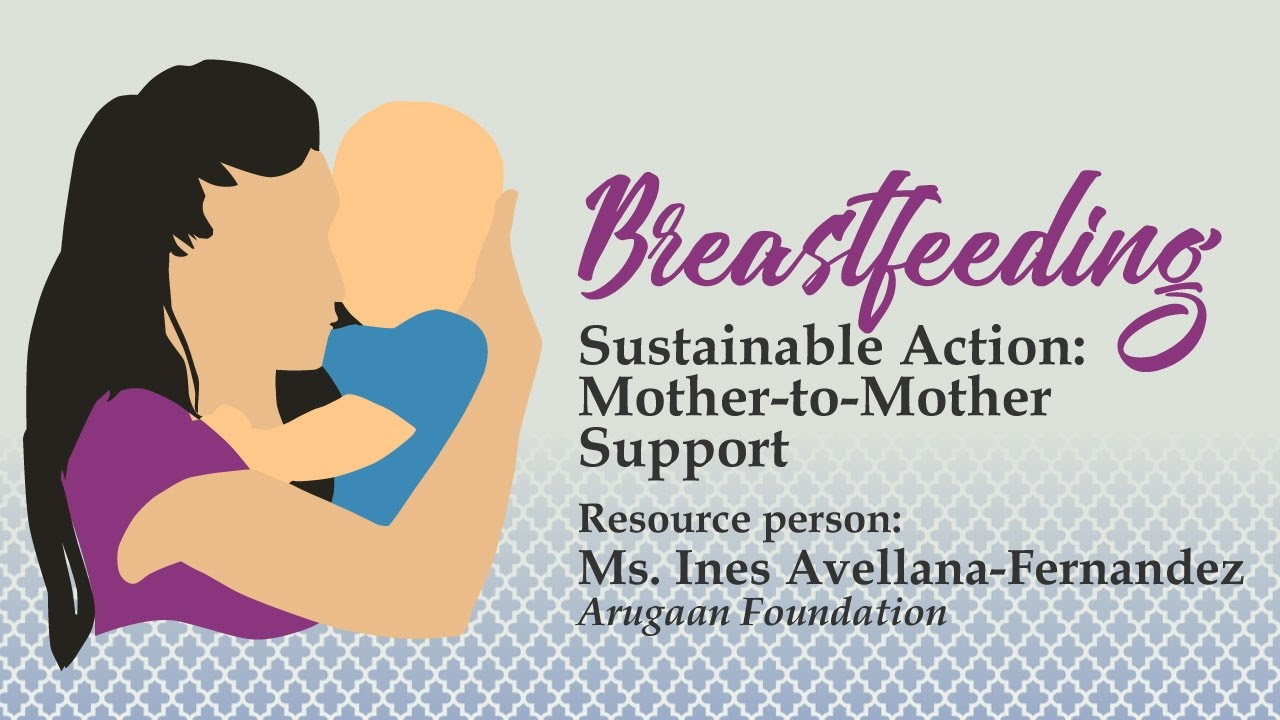 Sustainable Action: Mother-to-Mother Support by Ms. Ines Fernandez