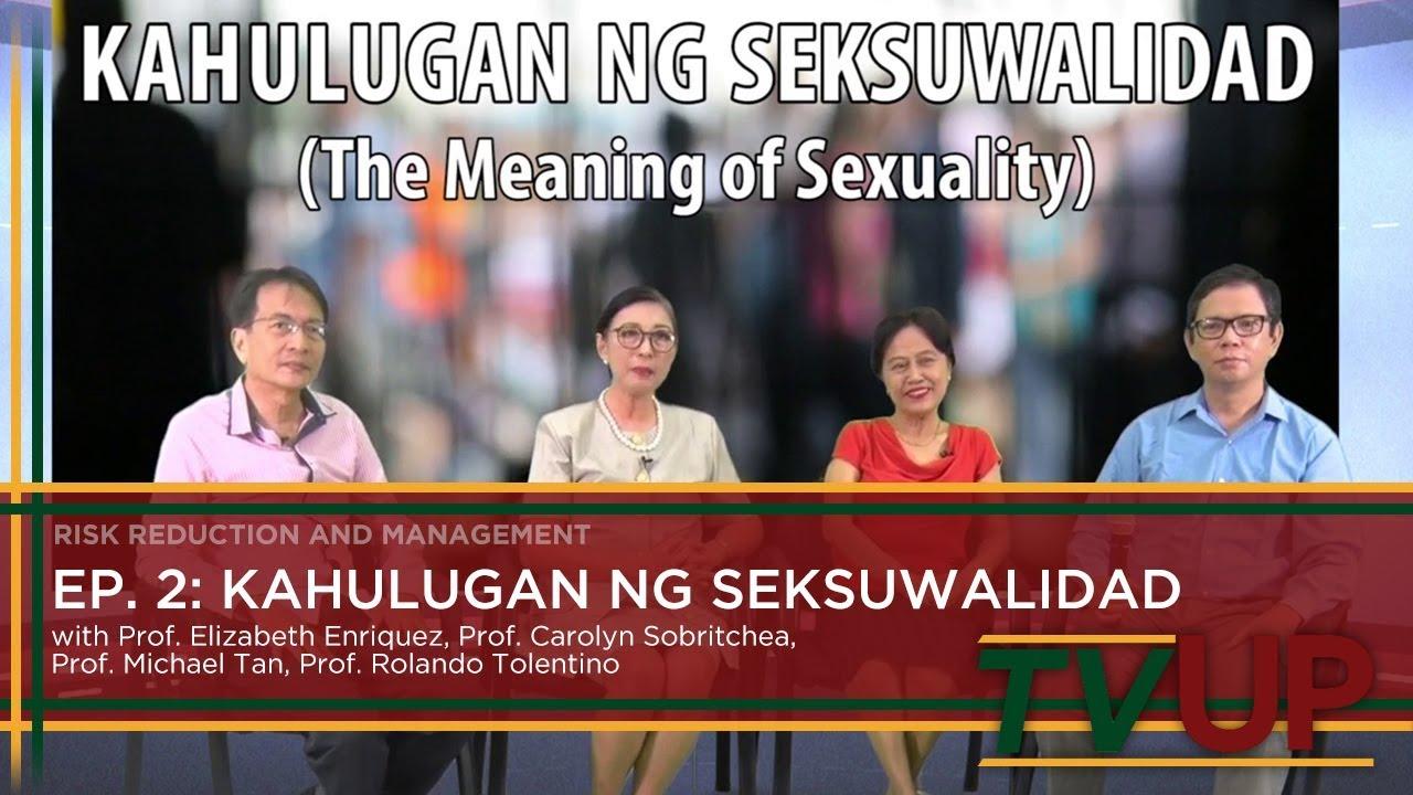 GENDER TALKS | Episode 02: Kahulugan ng Seksuwalidad
