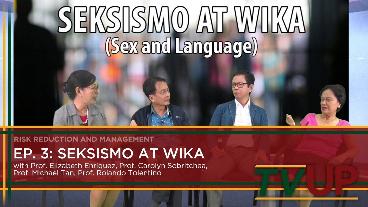 GENDER TALKS | Episode 03: Seksismo at Wika