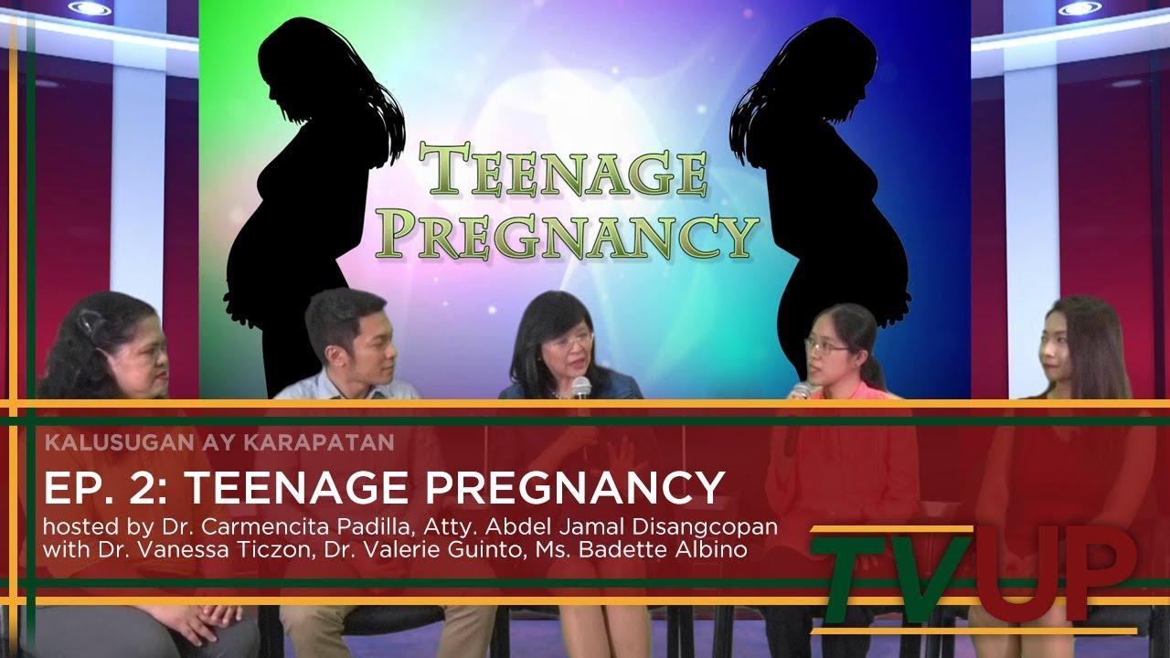KALUSUGAN AY KARAPATAN | Episode 02: Teenage Pregnancy