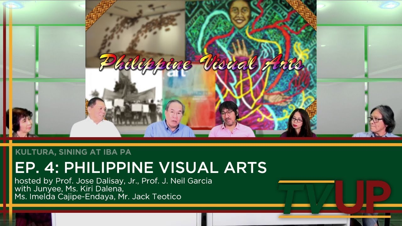 KULTURA, SINING AT IBA PA | Episode 04: Philippine Visual Arts