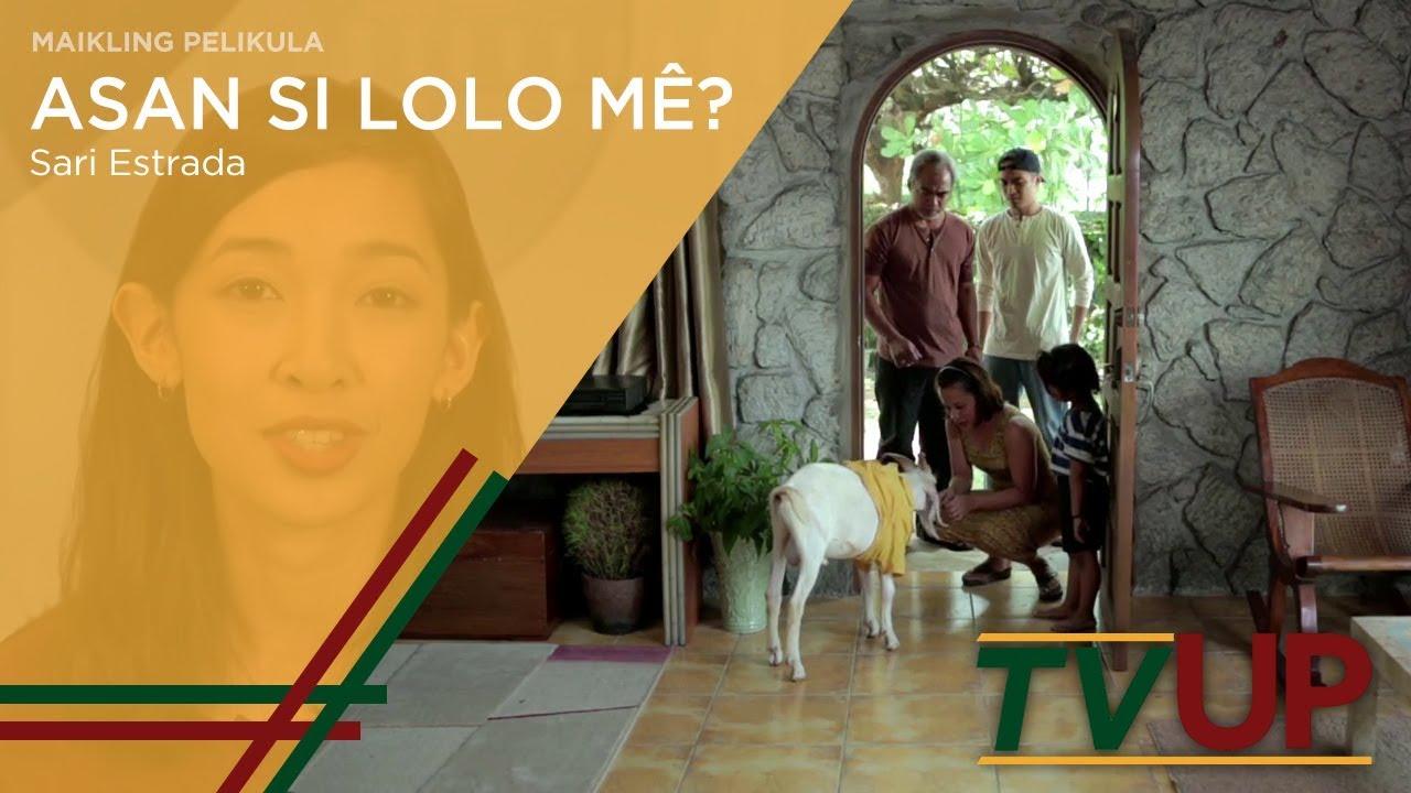 MAIKLING PELIKULA | Asan si Lolo Mê? | Sari Estrada