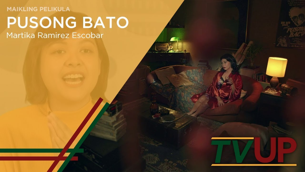 MAIKLING PELIKULA | Pusong Bato | Martika Ramirez Escobar