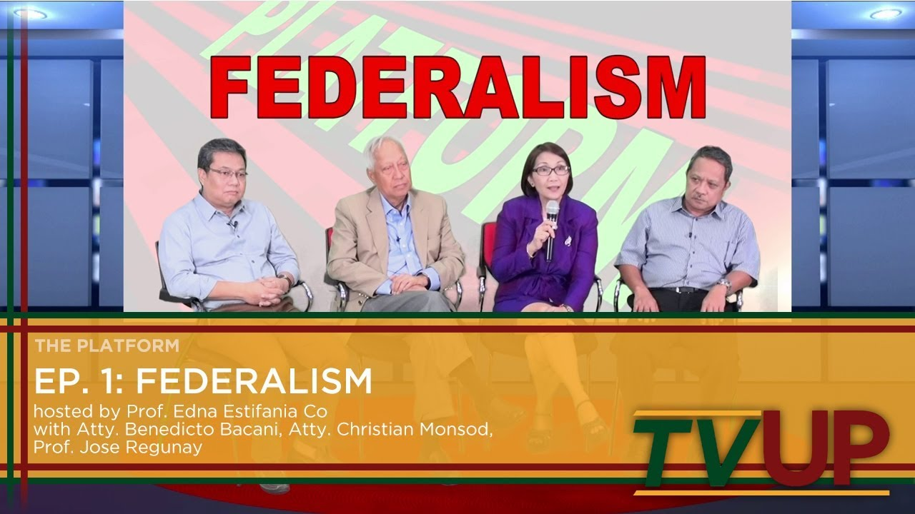 THE PLATFORM | Episode 01: Federalism