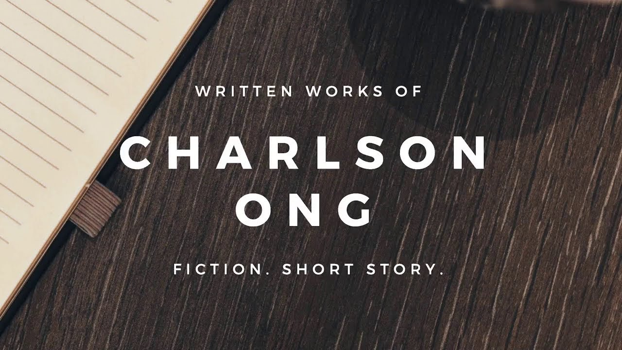 UP TALKS | Written Works of Charlson Ong: Fiction, Short Story | Mr. Charlson L. Ong