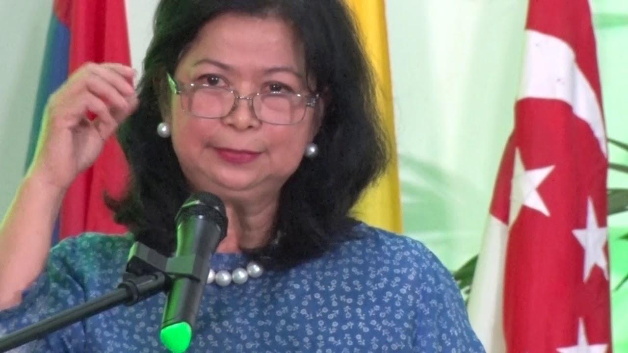 Isulong: Tamang Pag-aaruga Para sa Lahat ng Bata | Ms. Rhea Ragudo Bailey