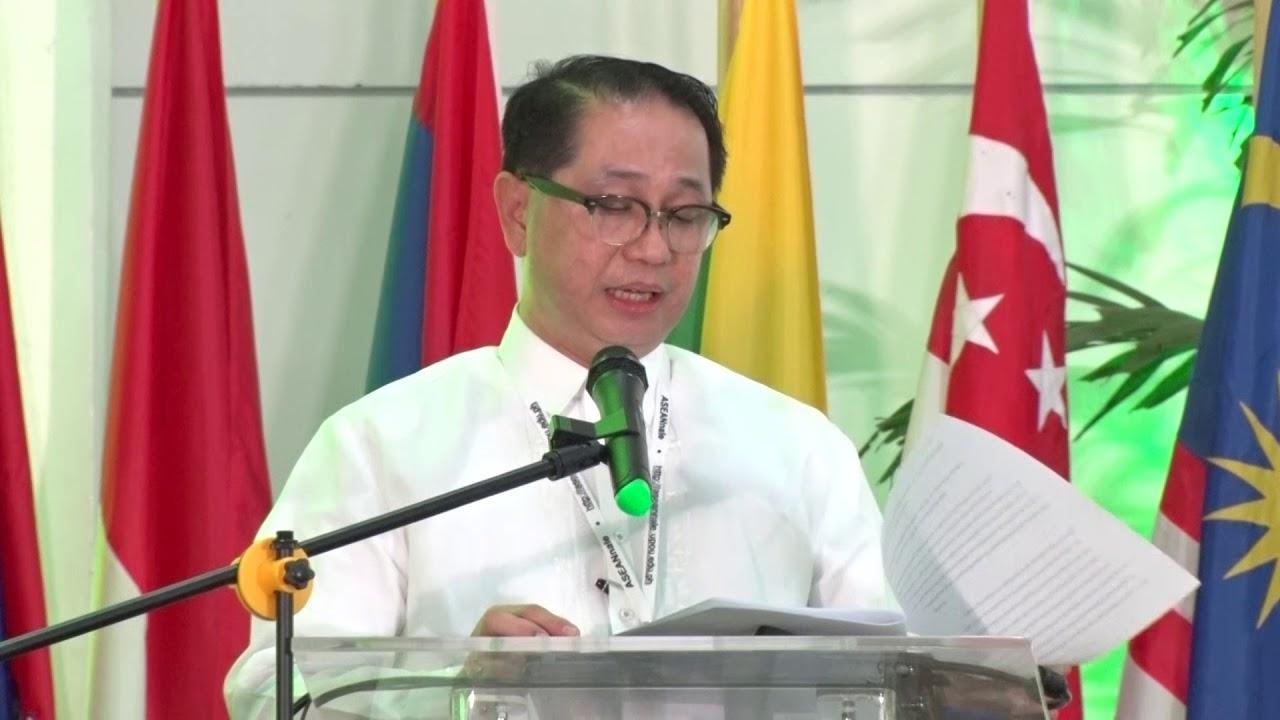 ASEANnale 2018 Message | Mr. Danilo Concepcion