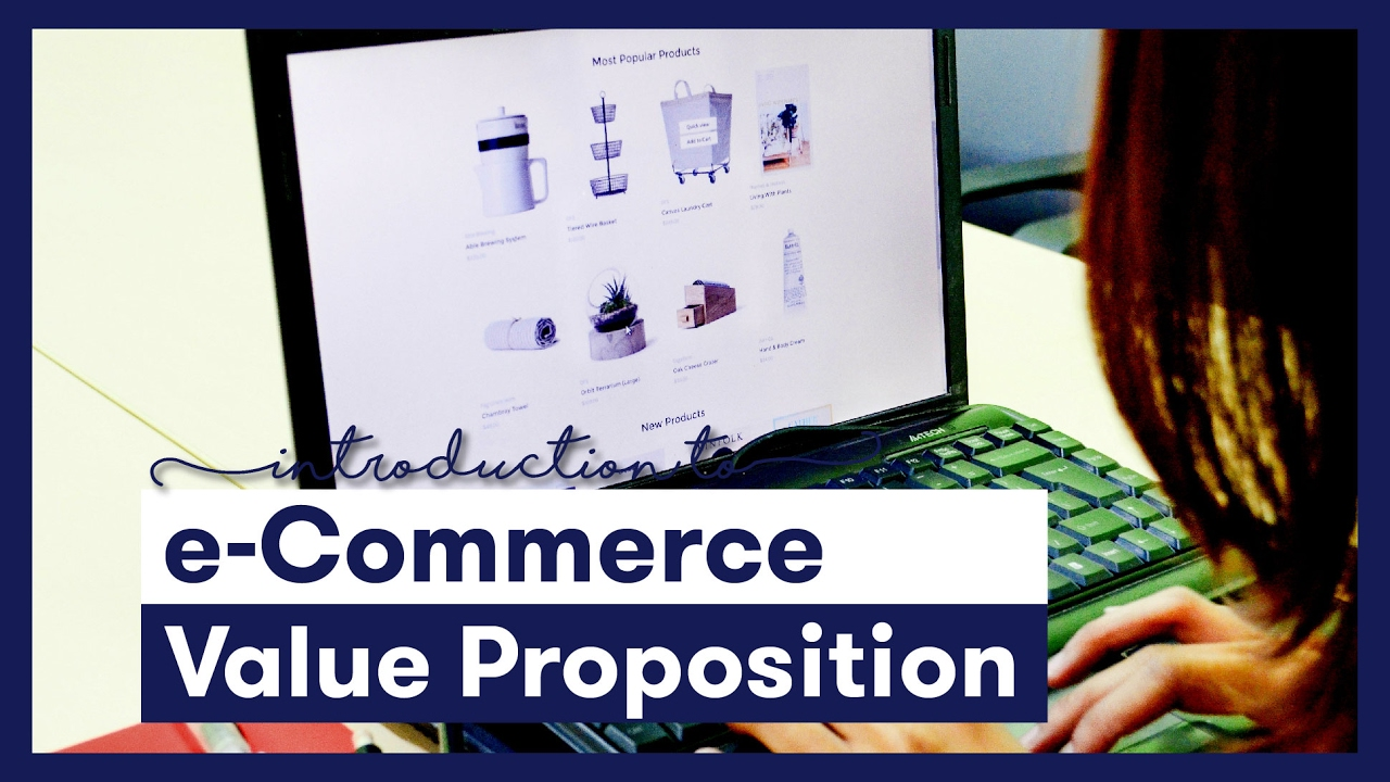 e-Com Value Proposition