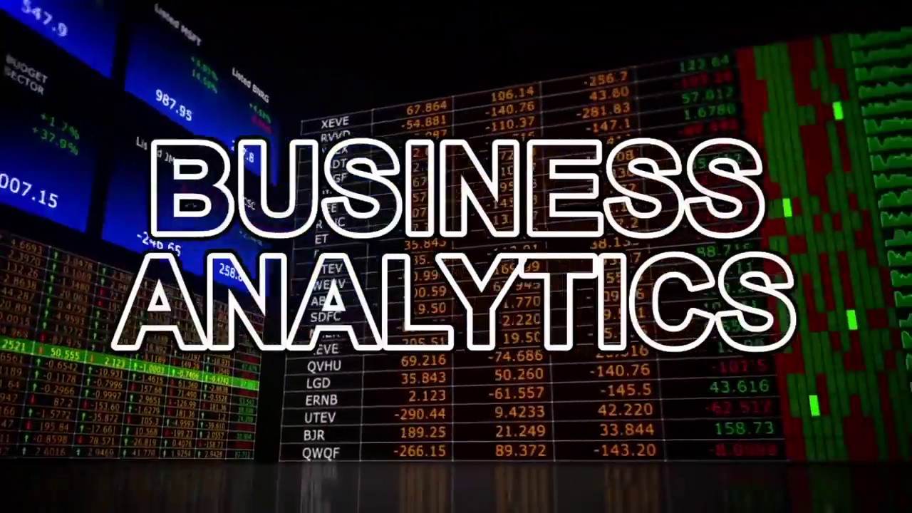Business Analytics: Application of Analytics to Supply Chain | Ms. Michelle Alarcon