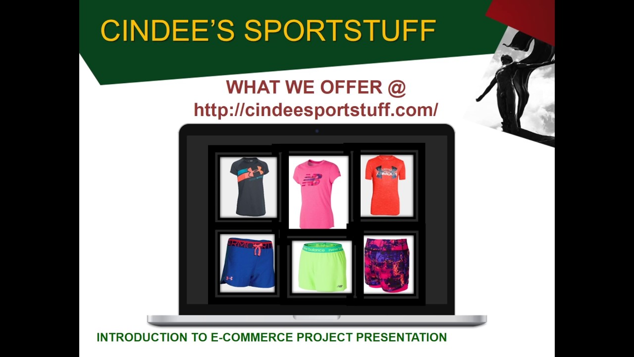 Cindee's SportStuff | Ms. Maria Jezreel Cathereen P. Marchan