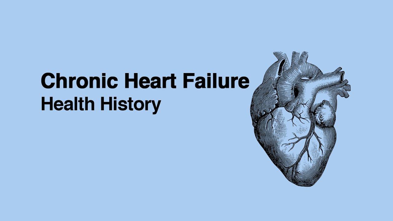 Chronic Heart Failure: Health History