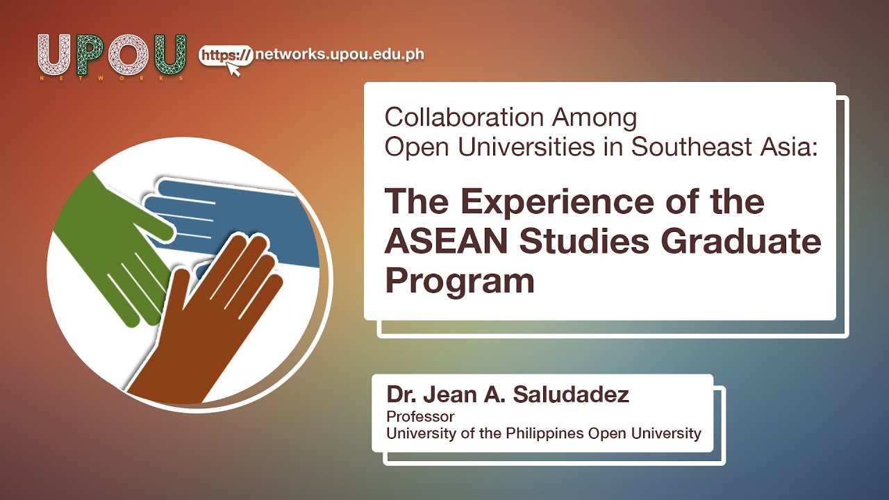 Methodologies for ASEAN Studies Research – Segment 4: The Characteristics of Qualitative Research | Dr. Jean A. Saludadez
