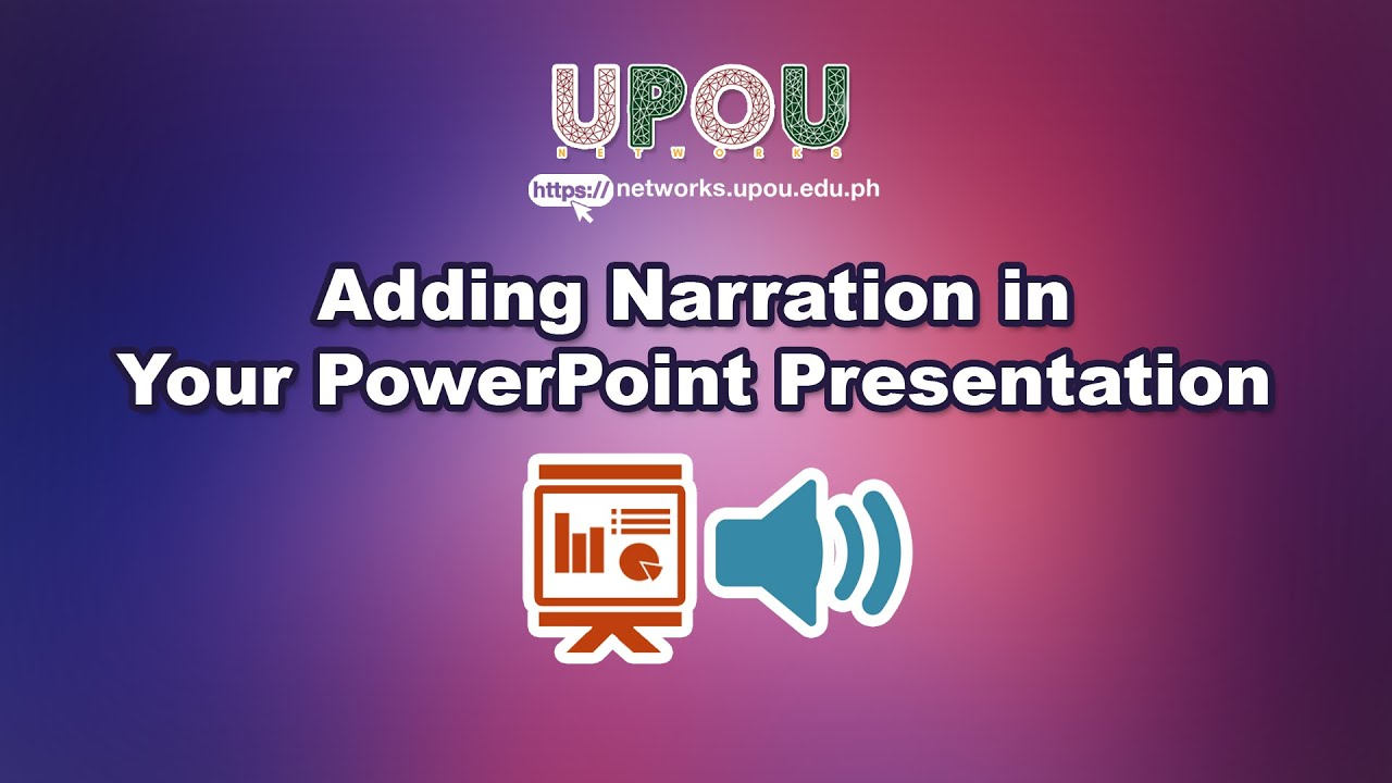 Adding Narration in Your PowerPoint Presentation