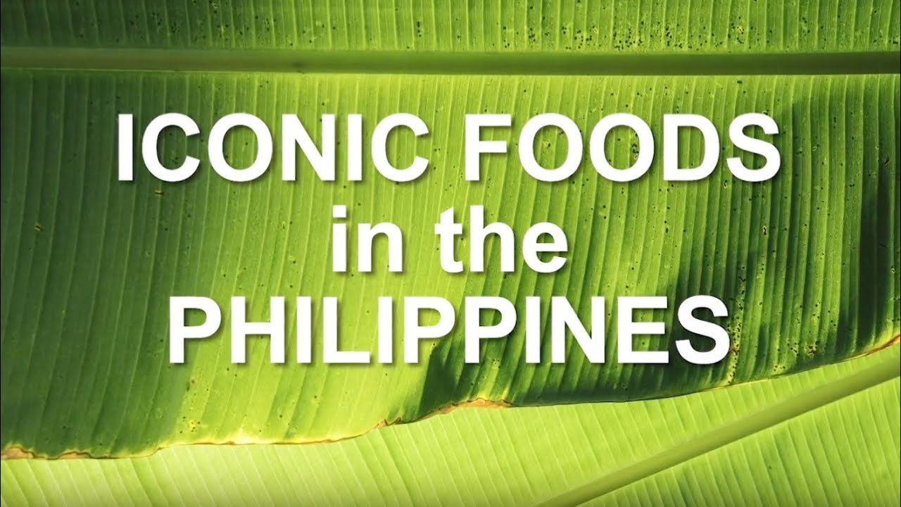 Iconic Food in the Philippnes (Pampanga Cuisine)