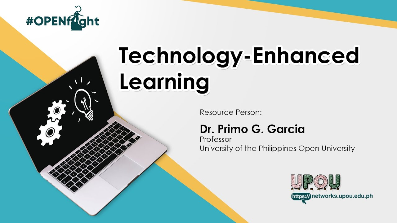 Technology Enhanced Learning | Dr. Primo G. Garcia