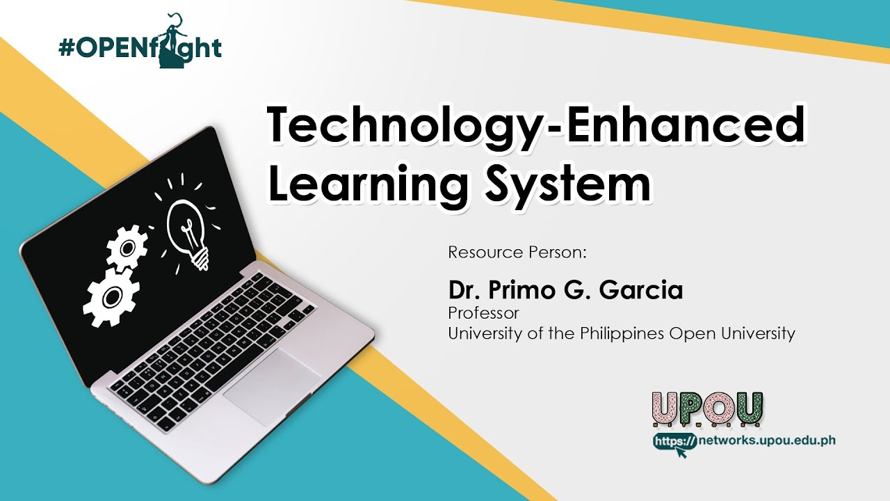 Technology Enhanced Learning System | Dr. Primo G. Garcia