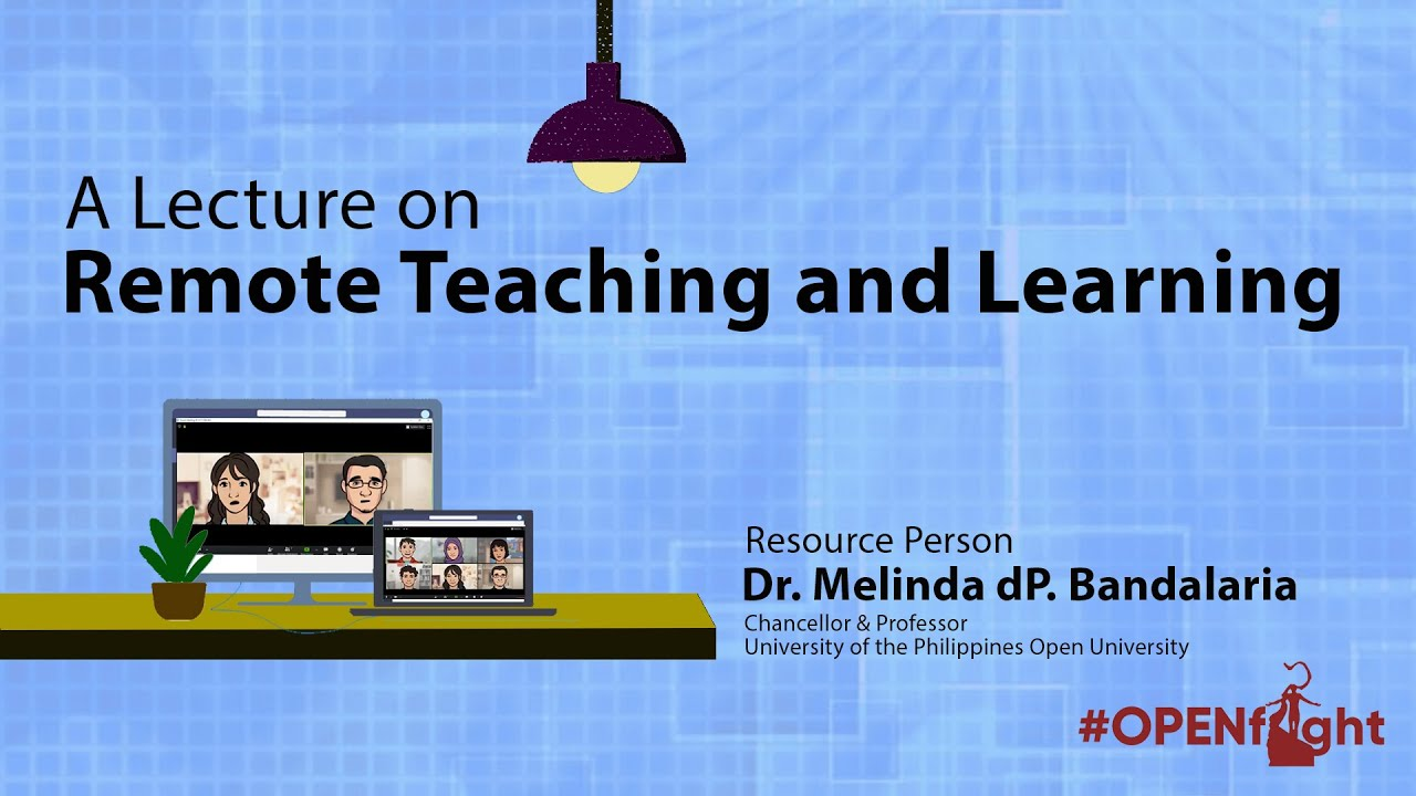 Remote Teaching and Learning Module