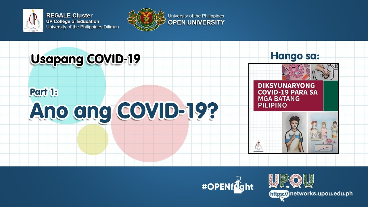 Usapang COVID 19