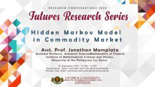 Futures Research Series: Hidden Markov Model in Commodity Market