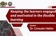 Teaching/Online Presence in Flexible Learning | Dr. Melinda dP. Bandalaria