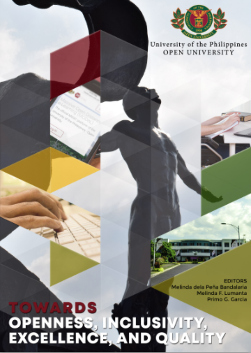 Towards Openness, Inclusivity, Excellence, and Quality