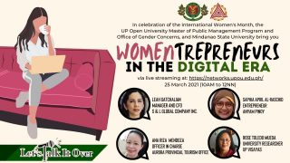 LTIO: WOMENtrepreneurs in the Digital Era