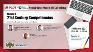 Infoteach: Module 3: 21st Century Competencies