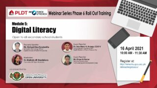 Infoteach Module 5: Digital Literacy