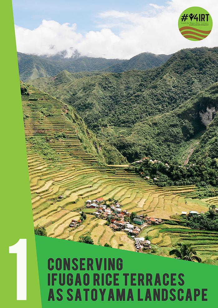 Conserving Ifugao Rice Terraces as Satoyama Landscape