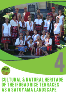 Cultural and Natural Heritage of the Ifugao Rice Terraces as a Satoyama Landscape