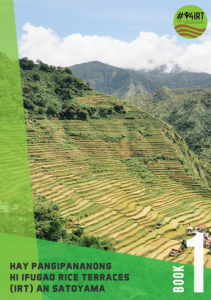 Hay Pangipananong hi Ifugao Rice Terraces (IRT) an Satoyama