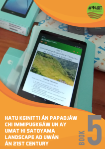 Hatu Kginitti án Papadjáw Chi Immipugkgáw un ay hi Satoyama Landscape ad Uwán án 21st Century