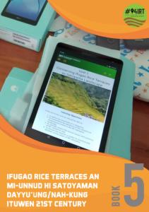 Ifugao Rice Terraces an Mi-Unnud hi Satoyaman Dayyu'ung / Nah-Kung Ituwen 21st Century
