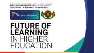 Future of Learning in Higher Education