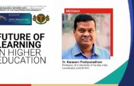 Future of Learning in Higher Education: Opening Remarks | Prof. Karanam Pushpanadham