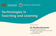 Quality Assurance in the Flexible Learning Mode of Instruction   Dr. Maria Rowena Del Rosario-Raymundo