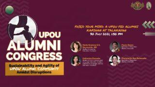 UPOU Alumni Congress - FE(e)d Your Mind: A UPOU FEd Alumni Kapihan at Talakayan