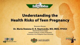 Understanding the Health Risks of Teen Pregnancy | Dr. Maria Rowena D. R. Raymundo, MD, MDE, FPOGS